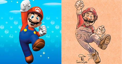It's me, Mario! As curiosidades que eu mais gostei desse personagem.