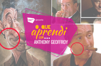 caricaturas do Anthony Geoffroy